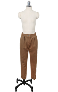 favorite cuffed trousers <br> (6 colors)