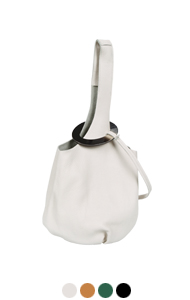 stephanie bucket bag <br> (4 colors)