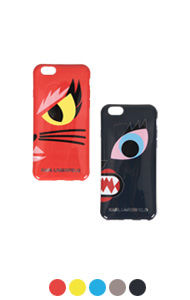 monster choupette i-phone case <br> (5 colors)