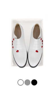hand monk strap creepers <br> (3 colors)