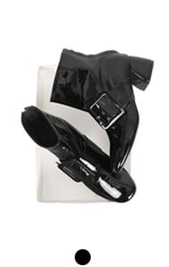 miuccia buckled boots