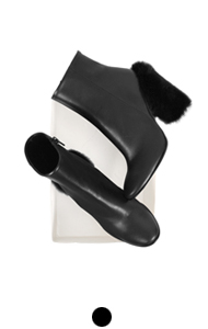 fury heels ankle boots