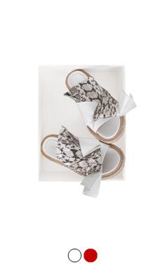 knot&twist sandals