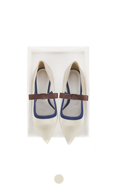"emily dolly flats <br> <font color=#ff9999 size=""1.9"" face=verdana>BEST BUY</font>"
