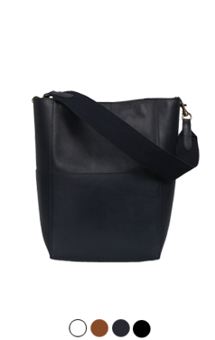 "sangle shoulder bag <br> <font color=#82C7E4 size=""1.9"" face=verdana>COLOR ADD</font>"