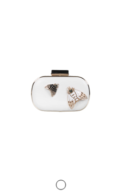 jeweled bugs clutch