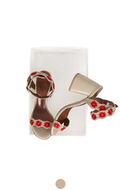 chunky hill raffia sandals