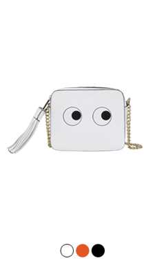 funny eyes box bag