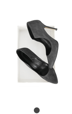 gabriel suede pumps