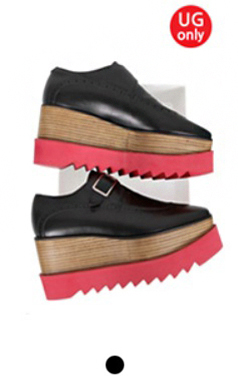 favorite oxford creepers <br> (monk strap)