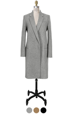 perfect fit tailored coat