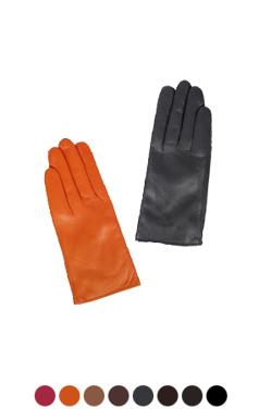 "2016 basic leather gloves <br> <font color=#82C7E4 size=""1.9"" face=verdana>RESTORE</font>"