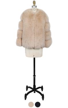 """UTG fur collection#12 <br> (2 colors) <br> <font color=#82C7E4 size=""""1.9"""" face=verdana>RESTORE</font>"""