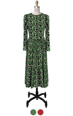 favorite printed maxi-dress