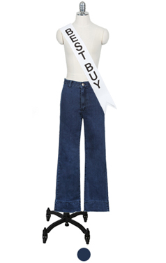 "ANGELA LONG-LEG DENIM <br> <font color=#82C7E4 size=""1.9"" face=verdana>SIZE ADD</font>"