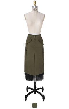 tutu cargo skirt