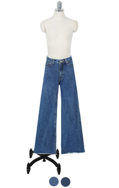 jane flared denim