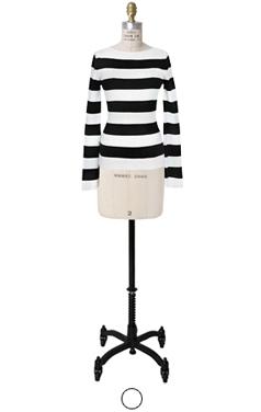 allie striped knit