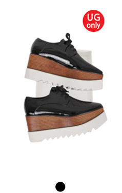 favorite oxford creepers <br> (patent)