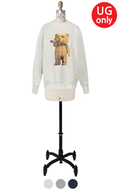 "UTG teddybear sweatshirts(2017) <br> <font color=#82C7E4 size=""1.9"" face=verdana>SALE</font>"