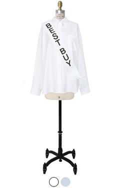 well-made loosefit shirts