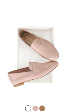 "sophia french loafer <br> <font color=#82C7E4 size=""1.9"" face=verdana>COLOR ADD</font>"