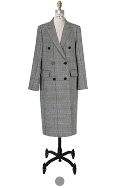 favorite double-brested spring coat