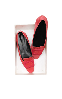 "jimmy suede buckle flat <br> <font color=#ff9999 size=""1.9"" face=verdana>BEST BUY</font>"