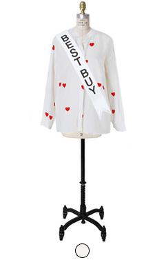 "loving heart blouse <br> <font color=#ff9999 size=""1.9"" face=verdana>BEST BUY</font>"