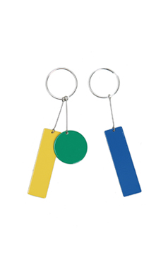 C&C color-block earring
