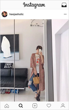 favorite floral robe
