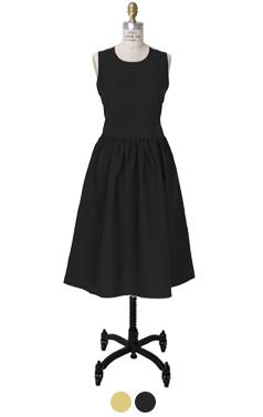 x-back dolly dress