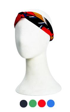 soft printed headband
