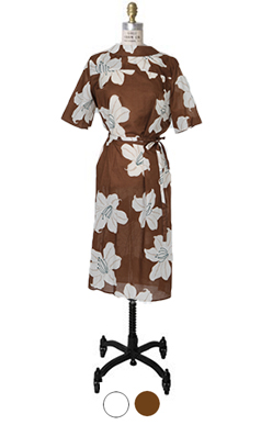 kimono robe wrap dress